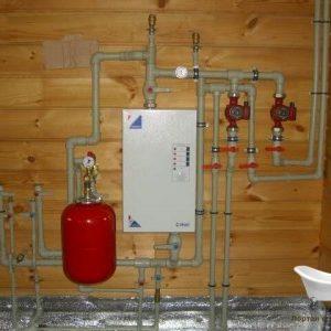 Різниця між дров'яних і електро котлом для приватного будинку: теорія і практика. Очевидні недоліки і переваги приховані опалення електрикою.