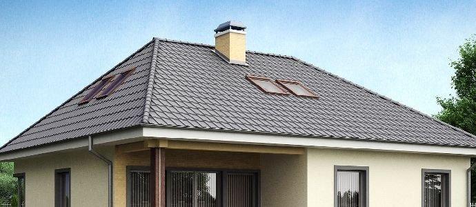 четырёхскатная вальмовая крыша своими руками