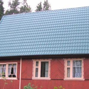 Як правильно вибрати металочерепицю для даху
