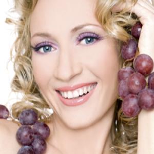 Опис сорту винограду Вікторія, фото