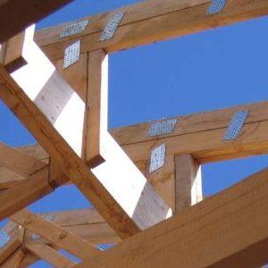 Висячі крокви: конструкція та ширина прольоту