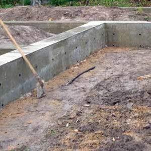 Вибираємо бетон для фундаменту і готуємо суміш самостійно