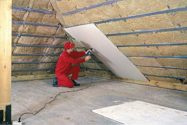 Как сделать гидроизоляцию потолка 361