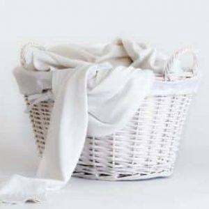 Чим прати біле білизна від бруду і плям