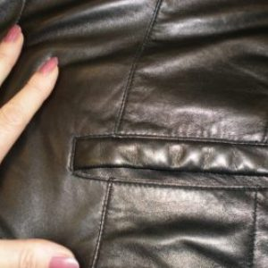 Як погладити шкіряну куртку в домашніх умовах, корисні поради