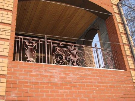 Огородження балконів і лоджій: фото, відео ремонт.