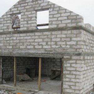 Будуємо будинок з піноблоків – відгуки, відео