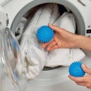 Кульки для прання пуховиків: переваги та недоліки