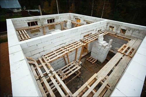 Збудував баню з газоблоків фото фото 436-572
