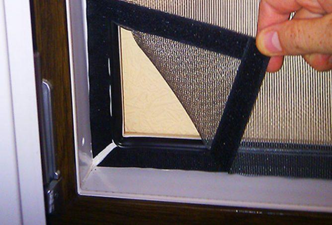 Как сделать москитную сетку для пластиковых окон 972