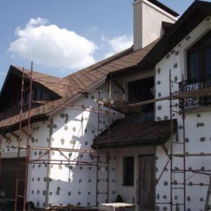 Фасадний утеплювач для дому