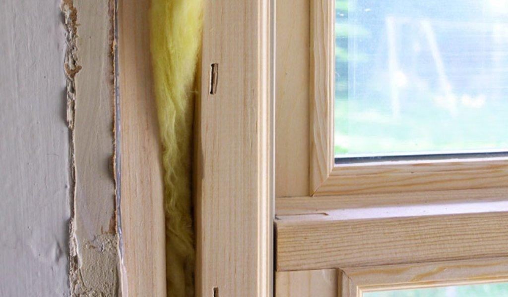 Как утеплить деревянные окна на зиму своими руками фото 64