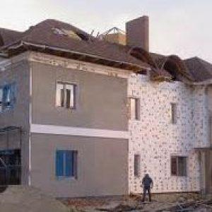 Фасадний пінопласт: виробляємо утеплення фасаду будинку власними силами