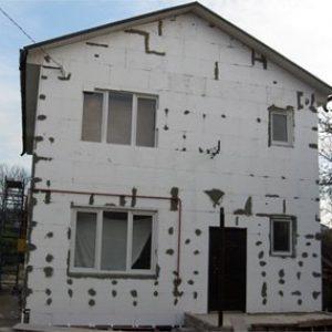 Утеплення фасадів пінопластом – ефективно і недорого