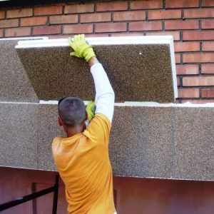 Утеплення фасадів приватних будинків: інструкція
