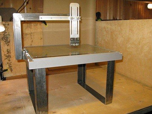 Столик для электролобзика своими руками 119