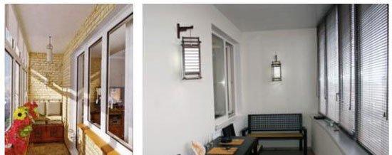 Отделка балкона и лоджии в хрущевке - лоджии, балконы - зака.