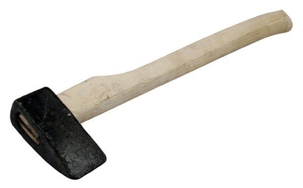 Колун для дров из топора своими руками