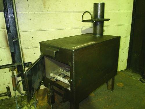 Котел дровяной для водяного отопления своими руками 2