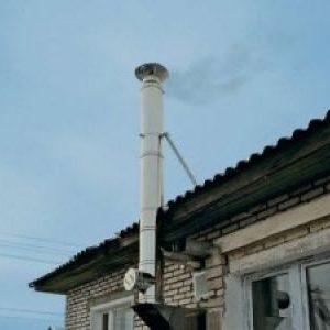 Основні вимоги до димоходів газових котлів