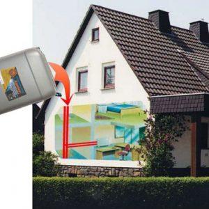 Незамерзаюча рідина для системи опалення приватного будинку