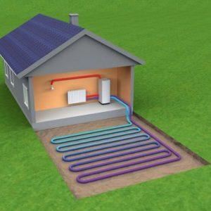 Однотрубна система опалення приватного будинку своїми руками: схема з нижньою розводкою і примусовою циркуляцією