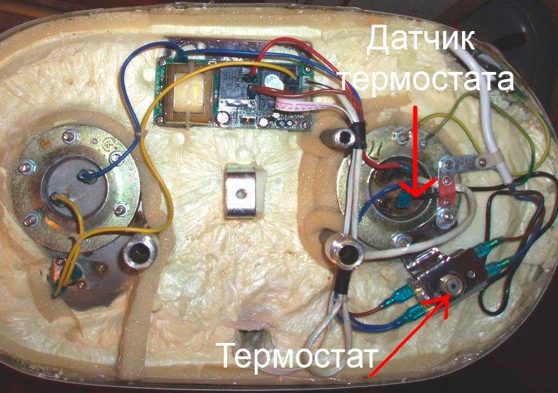 Ремонт накопительного водонагревателя электролюкс своими руками 56