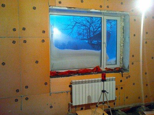 Как лучше сделать стены в доме 837