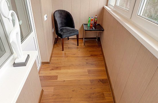 Як утеплити підлогу на балконі: піноплекс, мінеральною ватою.