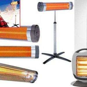 Пристрій і принцип роботи інфрачервоного обігрівача