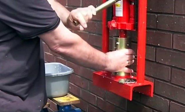 Изготовление брикетов своими руками 816