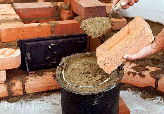 Состав шамотной глины своими руками 53