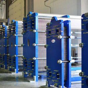 Пластинчасті теплообмінники принцип роботи, технічні характеристики, схема для опалення