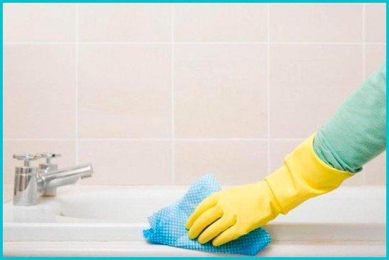 Чистка ванн в домашних условиях 997