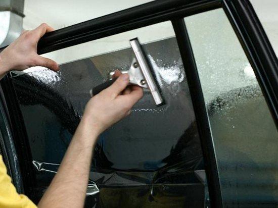 Как тонировать машину своими руками ваз 45