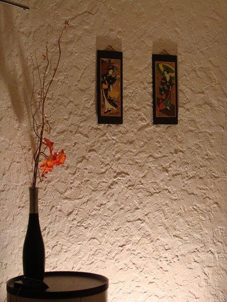 Ремонт декоративной штукатуркой своими руками 109