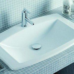 Раковина накладна на стільницю в ванну кімнату: як вибрати і установка своїми руками