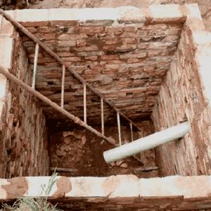 Вигрібна яма без дна — пристрій, конструктивні особливості