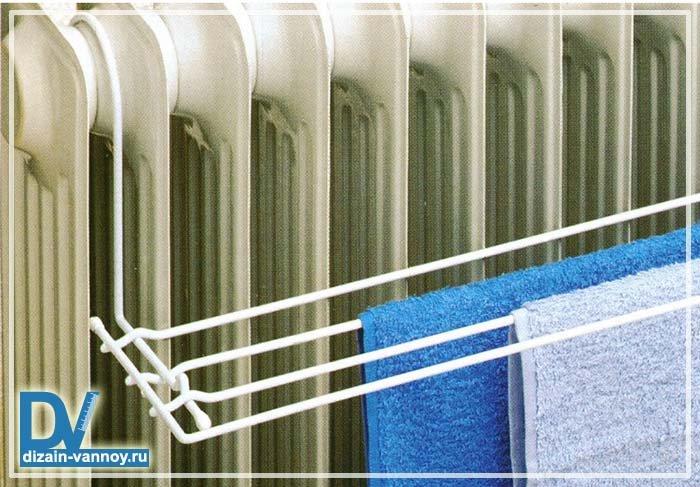 Сушарка для білизни у ванну кімнату – вибір і функціональні можливості  fcde1ba127fe6