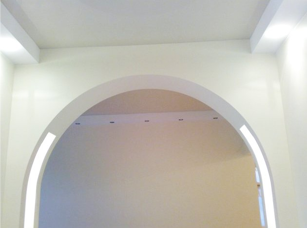 Подсветка арок своими руками 371