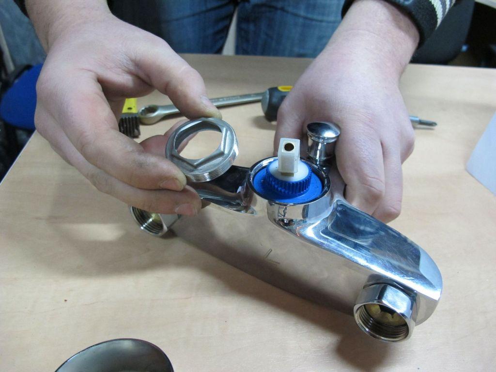Шаровый кран ремонт своими руками