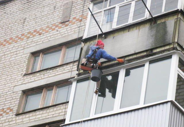 Ремонт балкона своїми руками: утеплення, скління, матеріали .