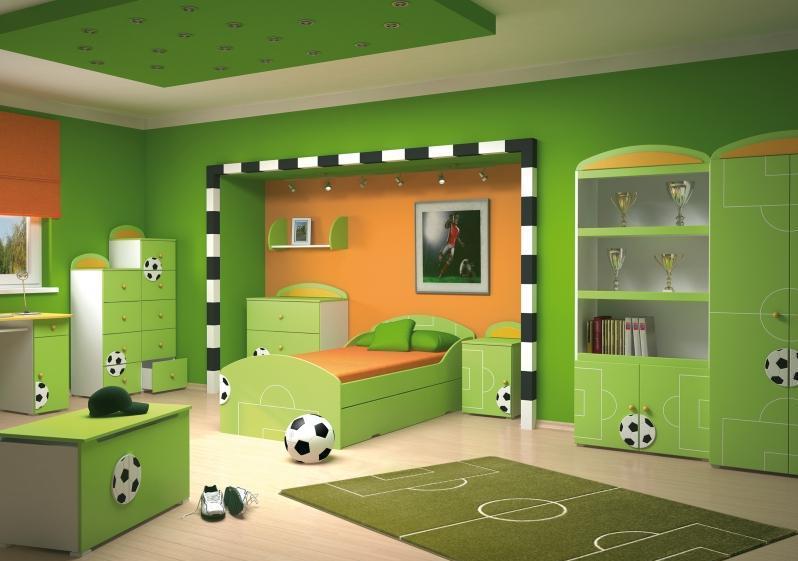 Фотки дитячих кімнат
