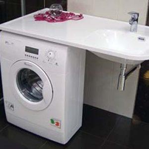 Умивальник над пральною машиною: як встановити своїми руками?