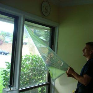 Як своїми руками зробити тонування вікон в квартирі