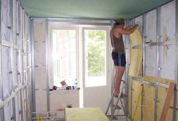 Шумоизоляция квартиры своими руками материалы 40