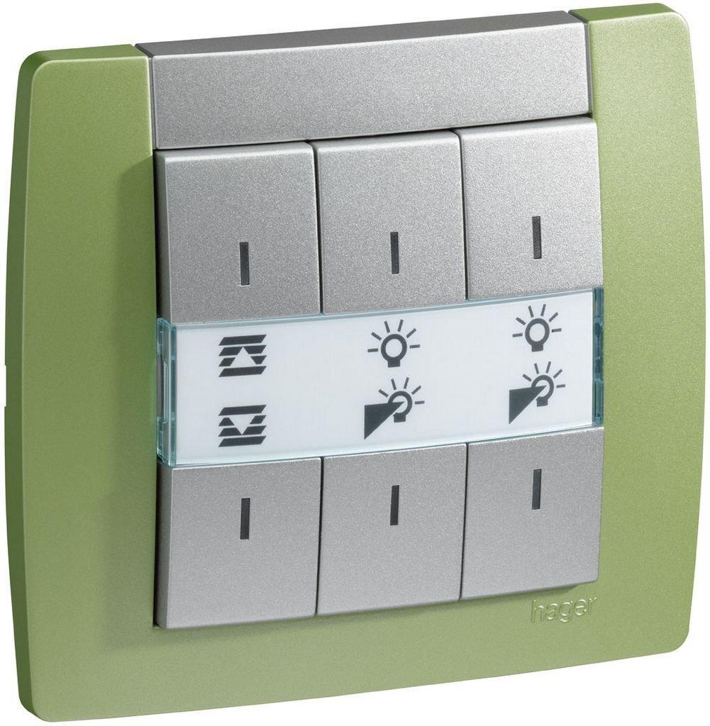 схема включеня прохідного вимикача