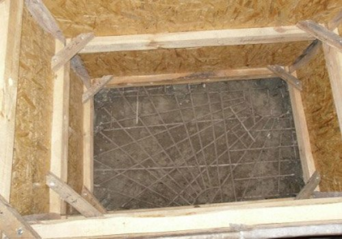 Бани из бетона своими руками 157