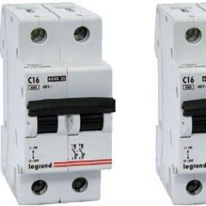 Вибір і установка автоматичних вимикачів