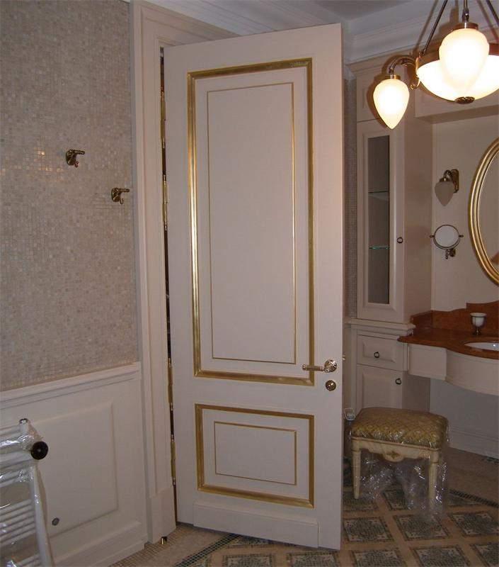 Покраска и декор дверей
